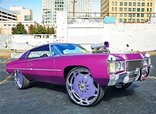 Spring is Coming! Detailing Tips for Your Prized Donk